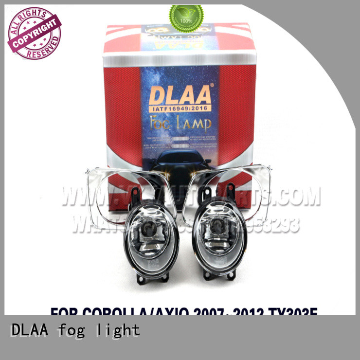 DLAA ty303 off road fog lights company for Toyota Cars