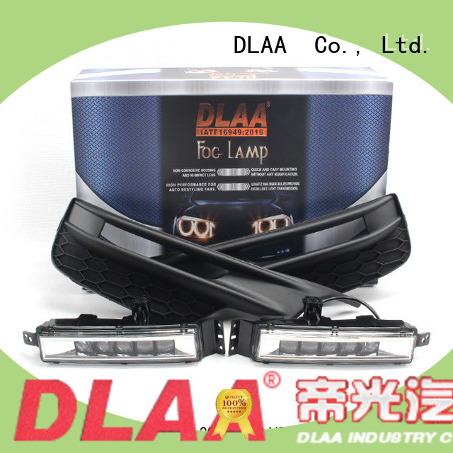 DLAA hd852 auto led fog lights factory for Honda Cars