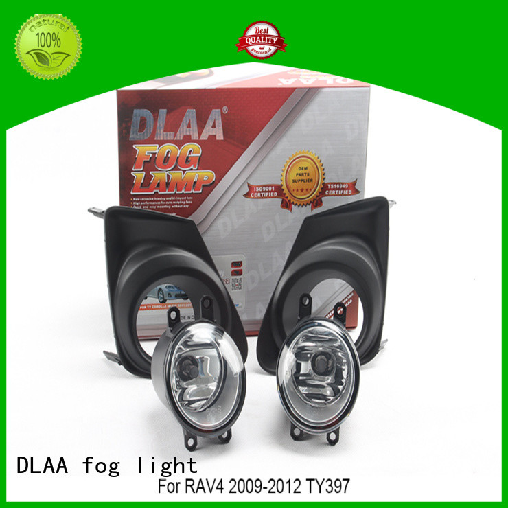 DLAA High-quality best fog light for car factory for Toyota Cars