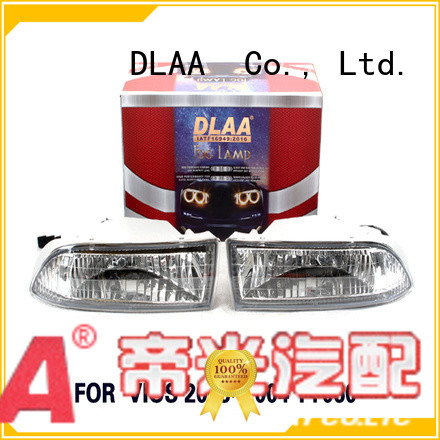 DLAA ty277e2 3 inch round fog lights factory for Toyota Cars