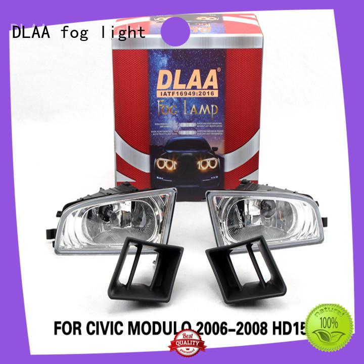 New rectangular led fog lights bumper factory for Honda Cars