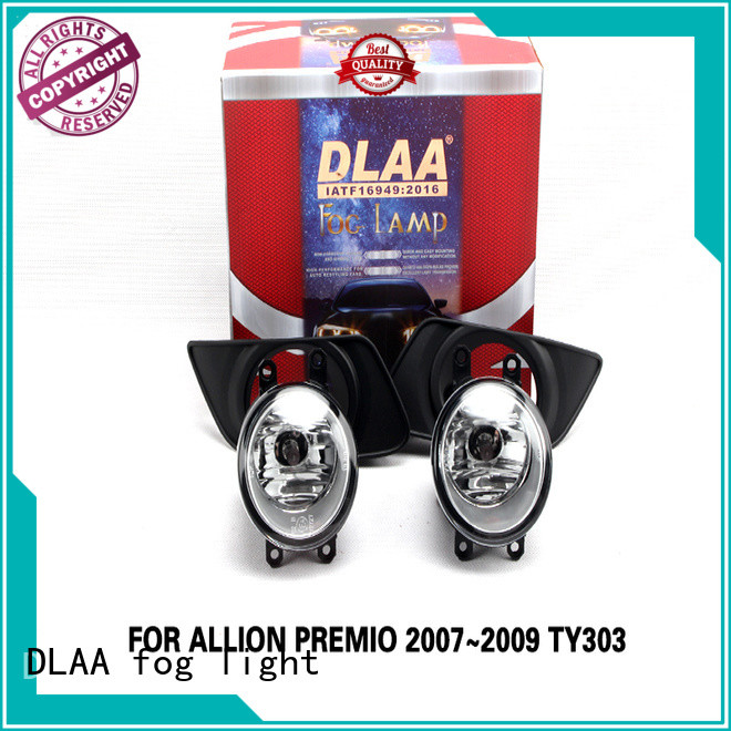 DLAA High-quality super bright fog lights Suppliers for Toyota Cars