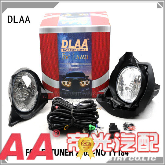 DLAA Wholesale super bright fog lights Suppliers for Toyota Cars