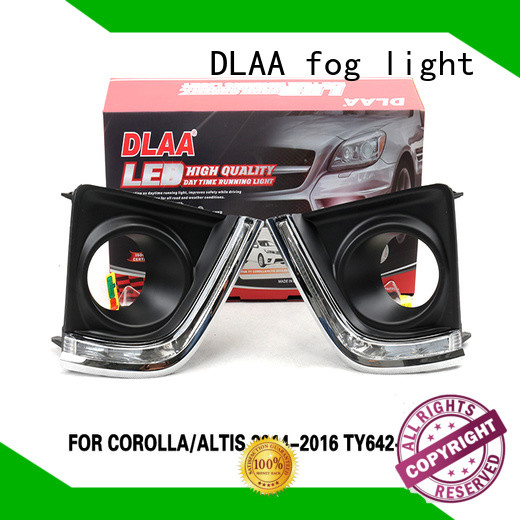 DLAA Wholesale car fog lights for sale Supply for Toyota Cars