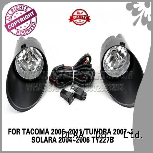 DLAA Custom off road fog lights for business for Toyota Cars