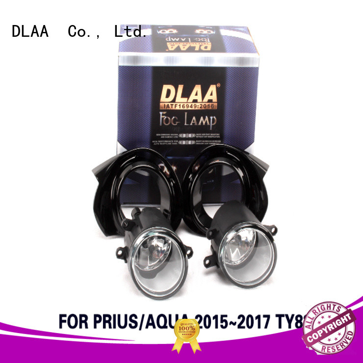 DLAA Best off road fog lights factory for Toyota Cars