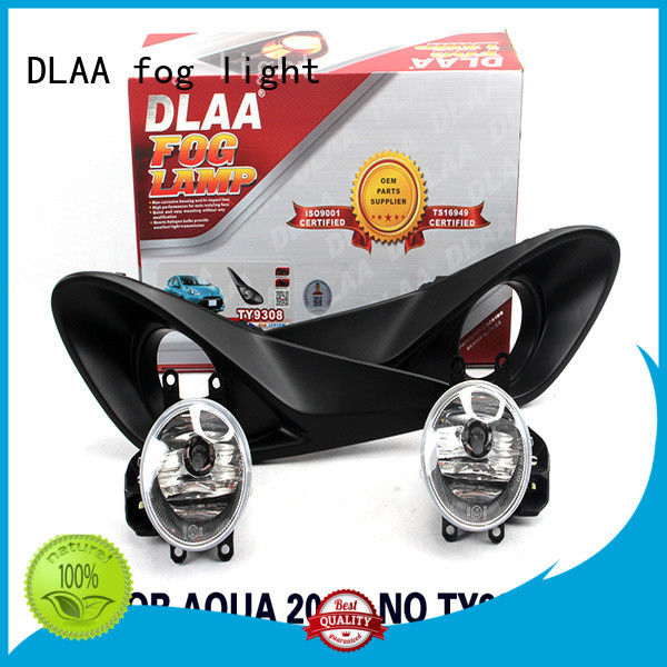 DLAA chmp super bright fog lights for business for Toyota Cars