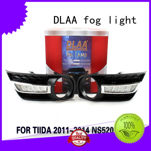 DLAA High-quality auto fog lamps Suppliers for Nissan Cars