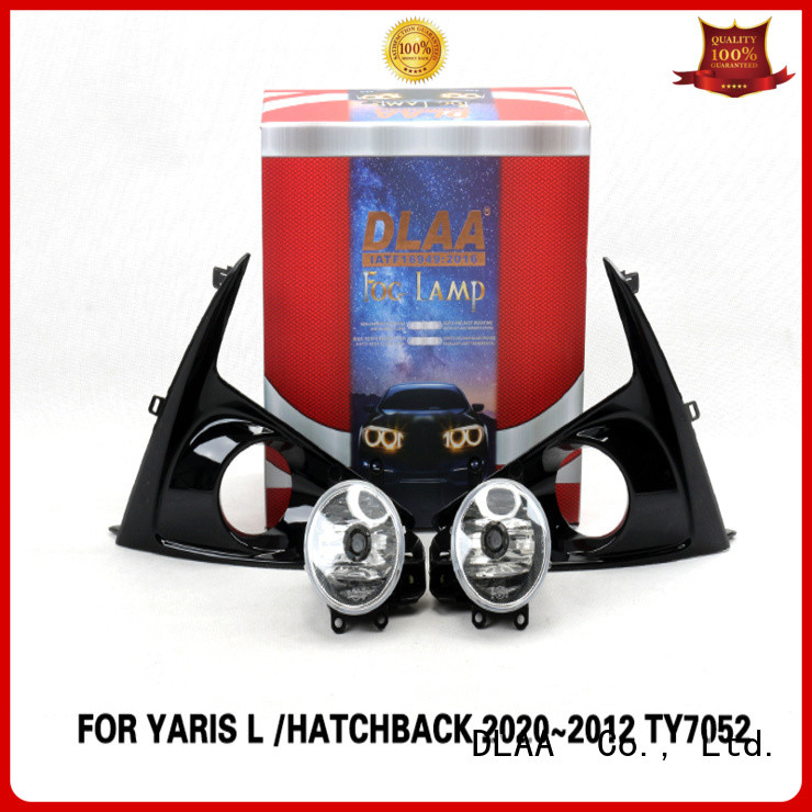 DLAA ty478 best fog light for car Suppliers for Toyota Cars