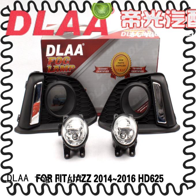 DLAA Latest rectangular led fog lights manufacturers for Honda Cars