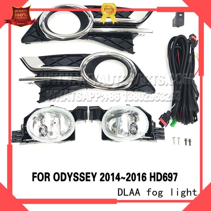 DLAA Top auto led fog lights Supply for Honda Cars