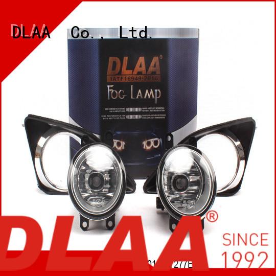 DLAA OEM 2018 toyota highlander fog lights Manufacturer for Toyota Cars