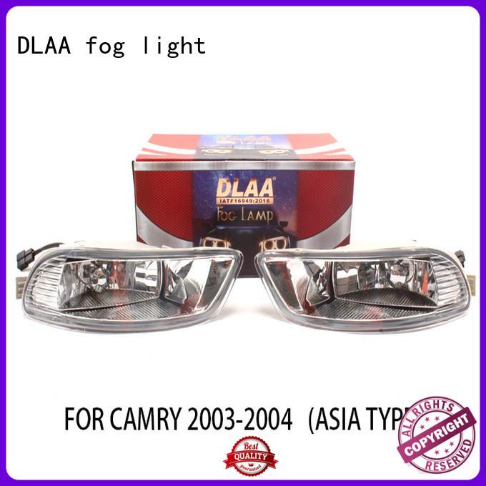 DLAA New best fog light for car for business for Toyota Cars