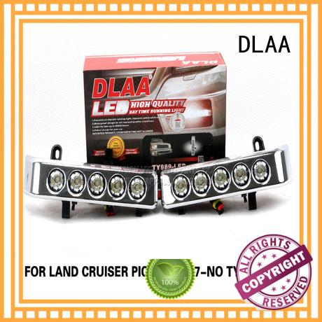 DLAA bumper universal fog light kit manufacturers for Toyota Cars