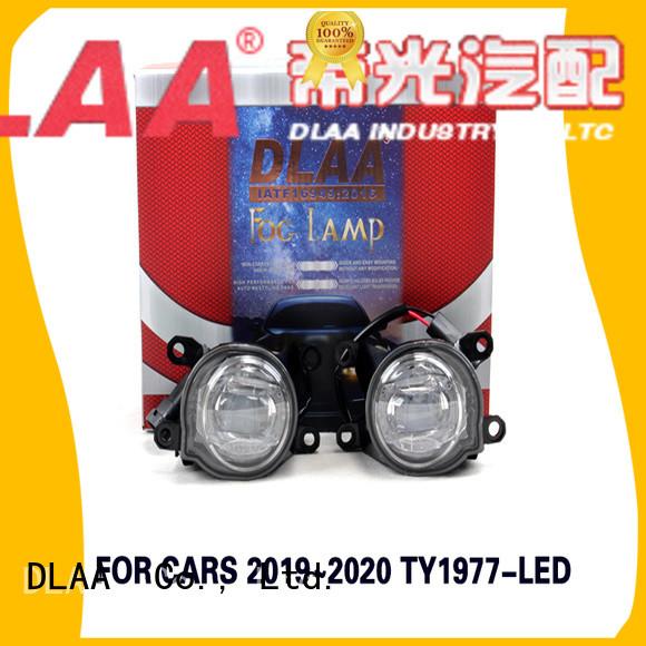 DLAA light off road fog lights for business for Toyota Cars