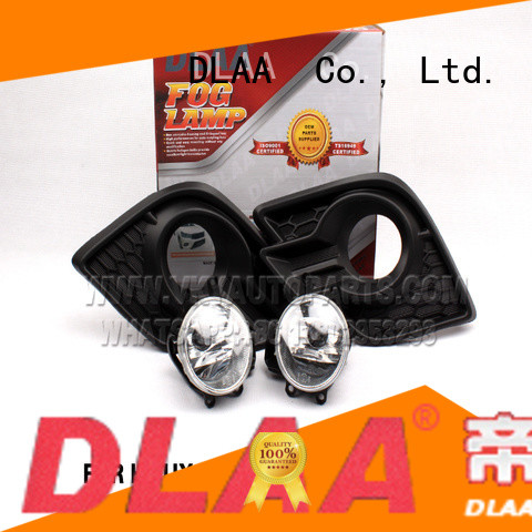 DLAA hlux off road fog lights factory for Toyota Cars