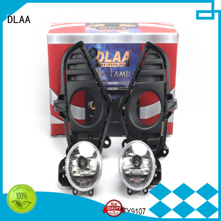 DLAA ty076 universal fog lights for cars for business for Toyota Cars