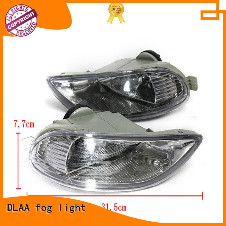 DLAA New off road fog lights company for Toyota Cars