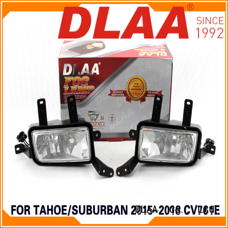 DLAA chevrolet fog light