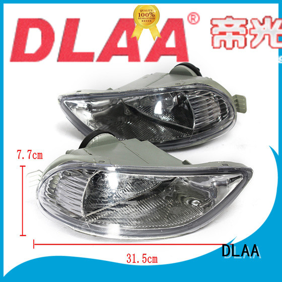 DLAA Top car fog lights for sale Supply for Toyota Cars