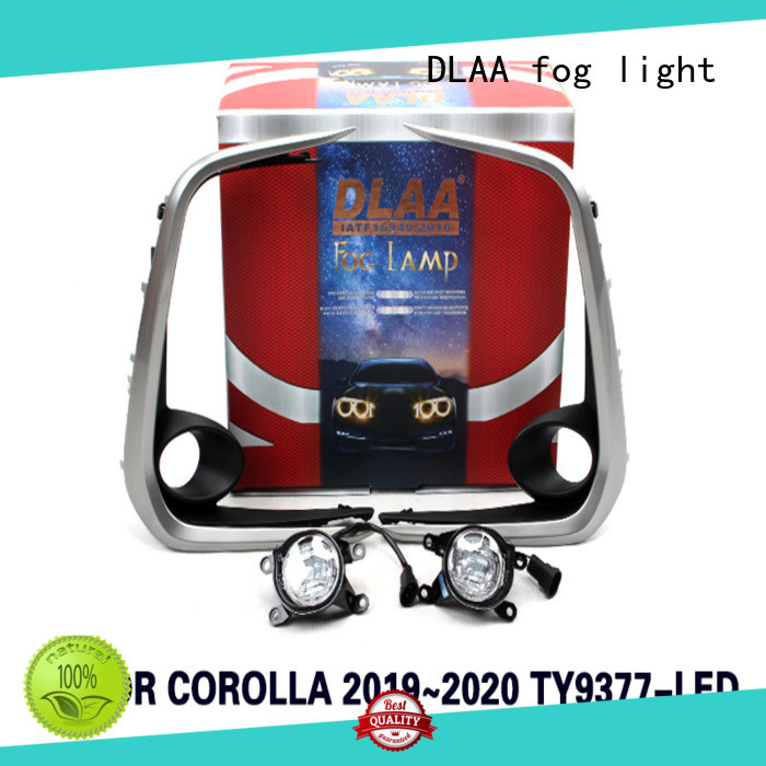 DLAA chmp led fog light assembly factory for Toyota Cars
