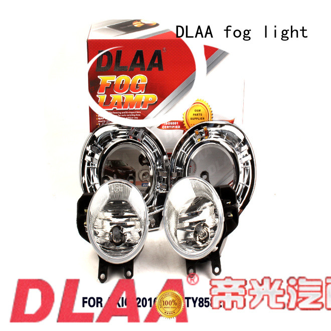 Custom led fog lamp kit car factory for Toyota Cars