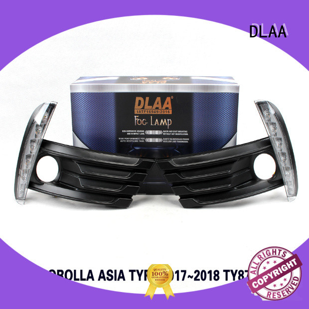 Wholesale universal fog lights for cars auris Suppliers for Toyota Cars