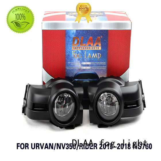 DLAA bumper car front fog lights Suppliers for Nissan Cars