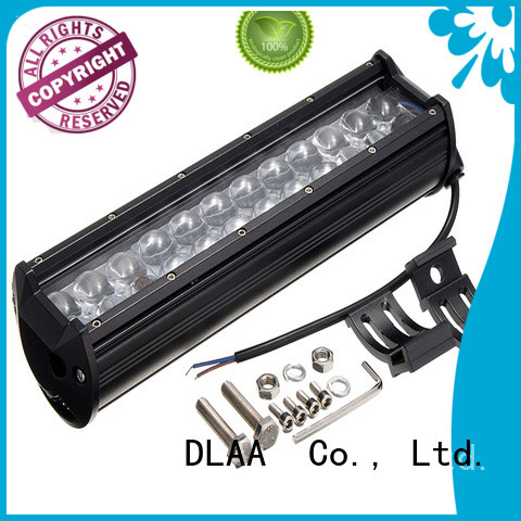 DLAA 11inch white led light bar manufacturers for Automotives