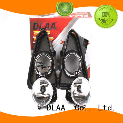 DLAA ty640 led fog light assembly manufacturers for Toyota Cars