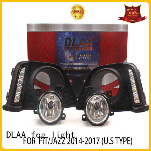 Top universal projector fog lights front manufacturers for Honda Cars