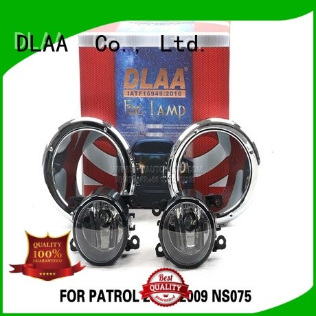 DLAA Top universal fog lamp manufacturers for Nissan Cars