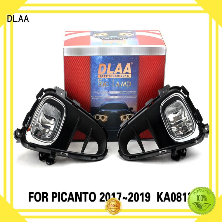 DLAA bumper kia fog lights for business for Kia Cars