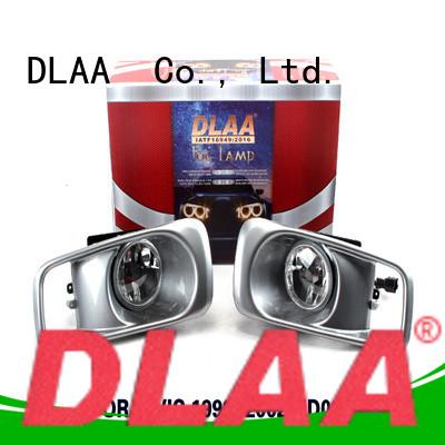 DLAA led honda accord fog light kit factory for Honda Cars