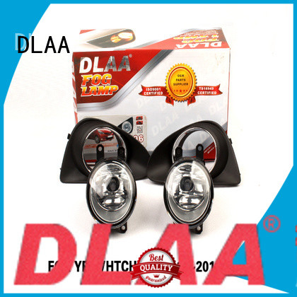 DLAA Latest best fog light for car company for Toyota Cars