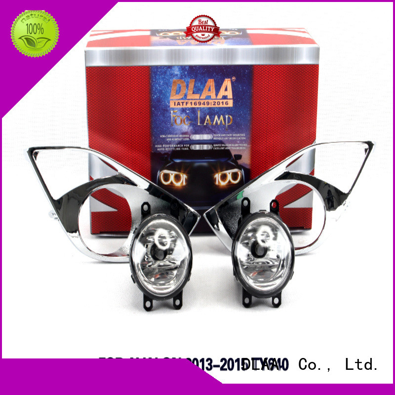 High-quality universal fog lights for cars echo manufacturers for Toyota Cars