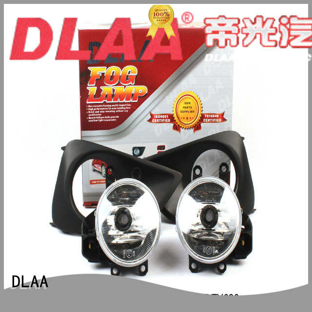 DLAA wigo off road fog lights Suppliers for Toyota Cars