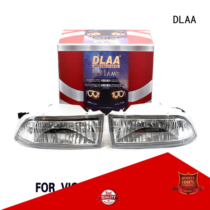 DLAA ty9107 3 inch fog lights manufacturers for Toyota Cars