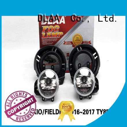 DLAA ty197 3 inch fog lights Suppliers for Toyota Cars