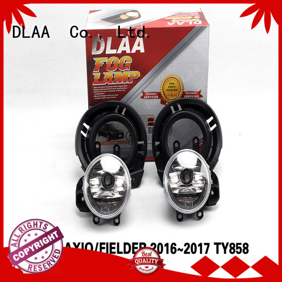 DLAA Wholesale led fog lamp kit company for Toyota Cars