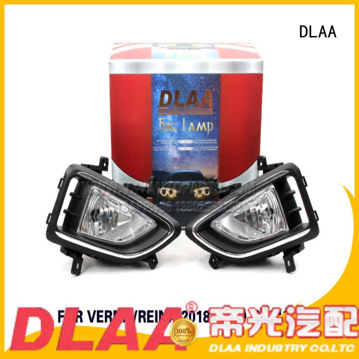 DLAA avante front fog lamp Suppliers for Hyundai Cars