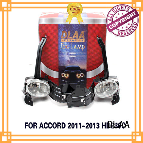 DLAA Best 5 inch round led fog lights Suppliers for Honda Cars