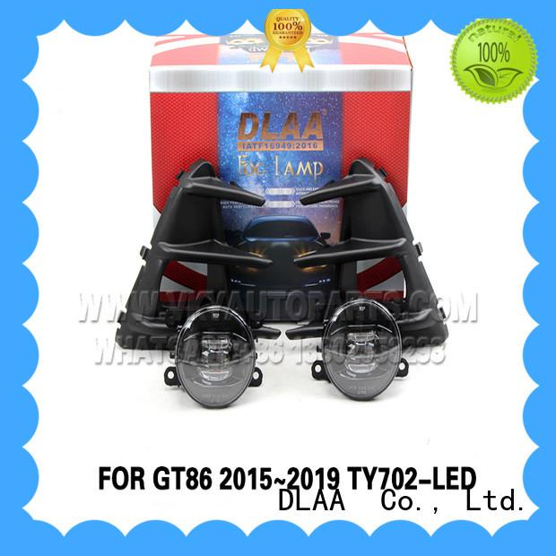 DLAA Wholesale best fog light for car Supply for Toyota Cars
