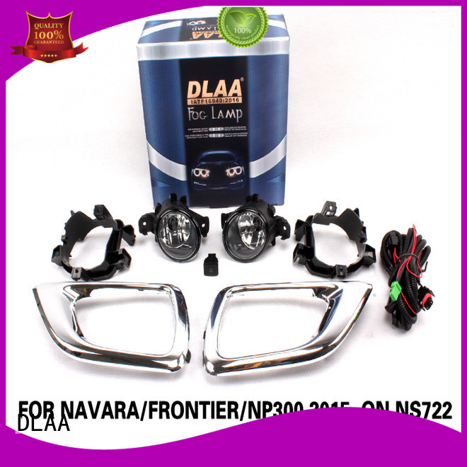 DLAA micramarch auto fog lamps company for Nissan Cars
