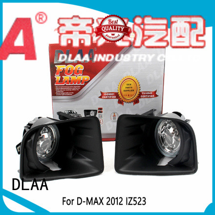 DLAA lamp isuzu fog light factory for Isuzu Cars