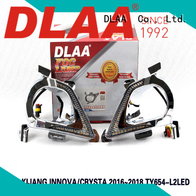 DLAA Top fog lamp vios Company for Toyota Cars