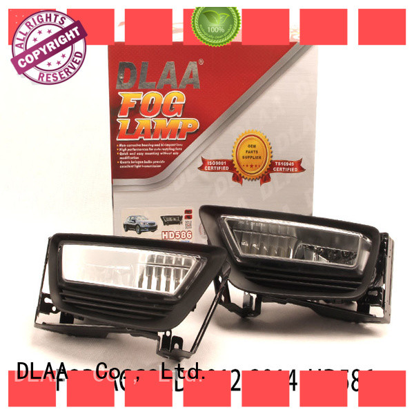 DLAA led mini led fog lights factory for Honda Cars