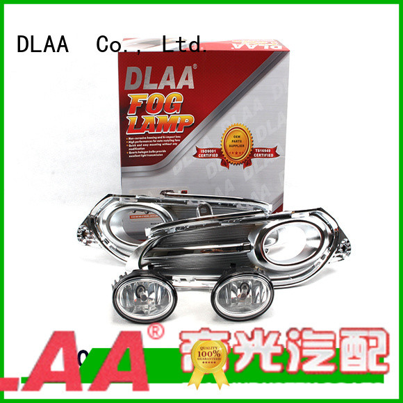 DLAA Top round fog lamps Supply for Honda Cars