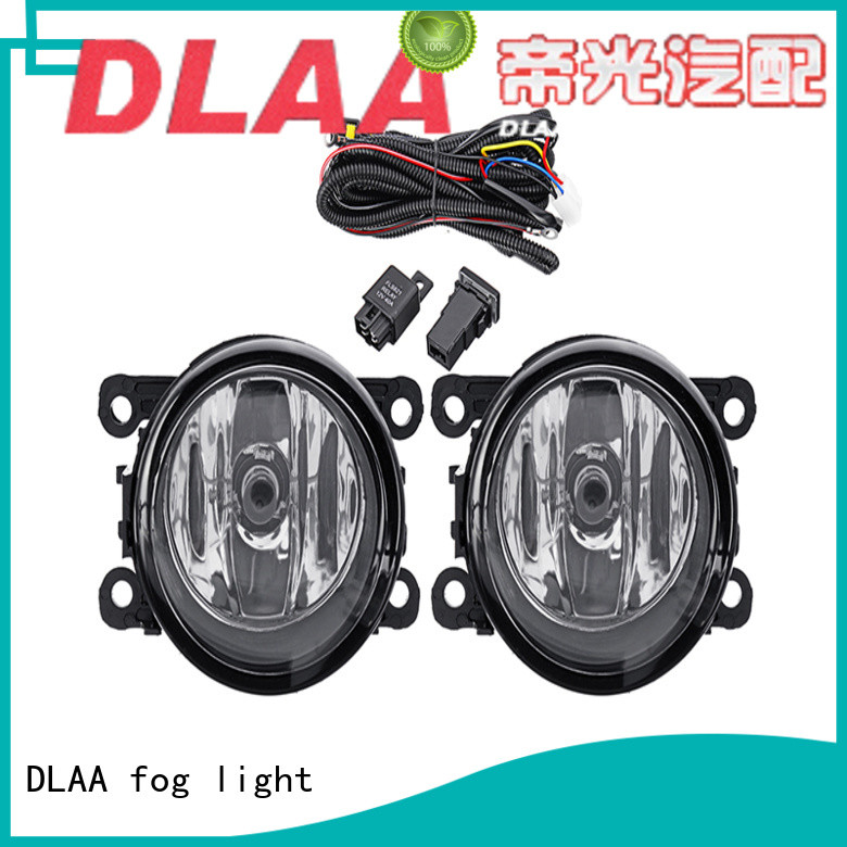 DLAA front auto fog light kits for business for Mitsubishi Cars