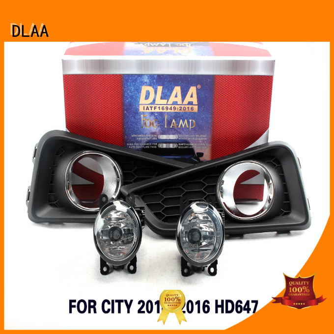 New 5 inch round led fog lights led factory for Honda Cars
